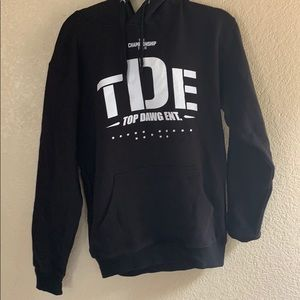 Top Dawg Entertainment Championship Tour Hoodie